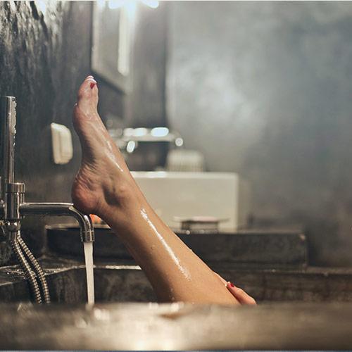 Presión de agua en ducha