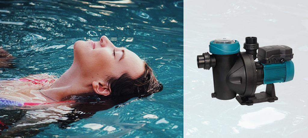 Bombas de agua para piscinas