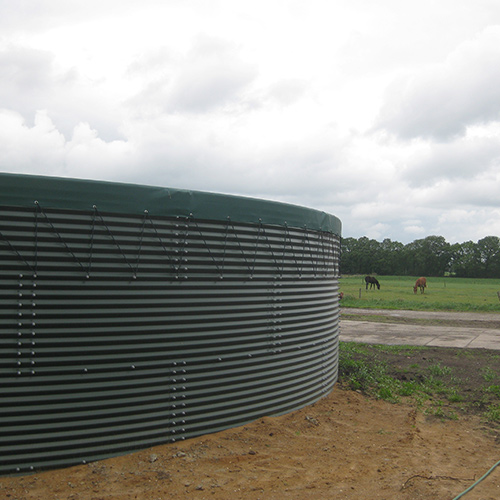 Drenaje de tanques de agua